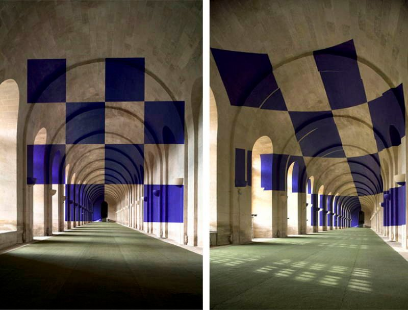 felice varini s incredible illusions