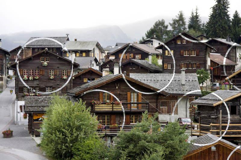 Felice Varini Village
