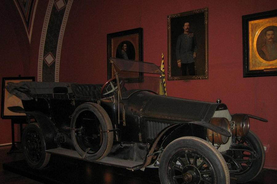 Archduke Car