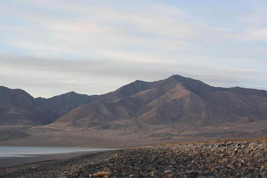 Mongolian Mountain