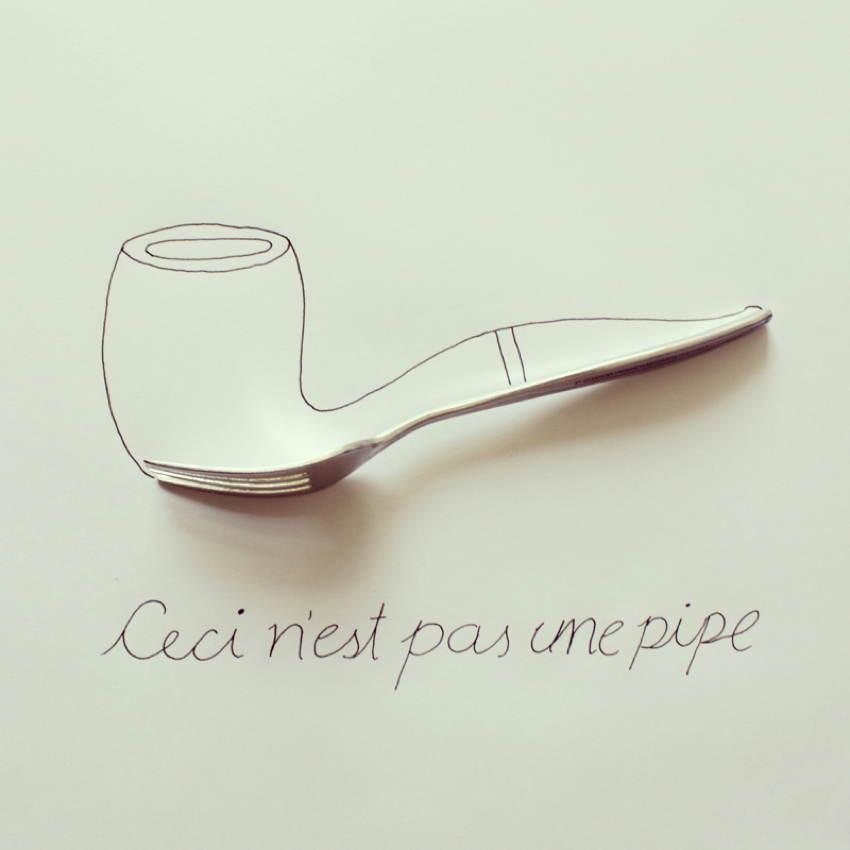 Fork Magritte
