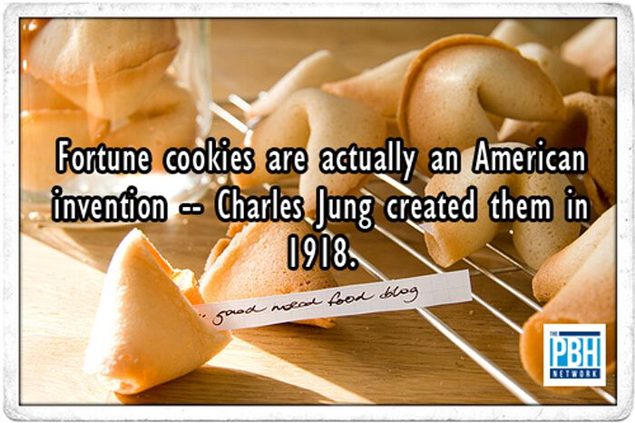 Fortune Cookies Interesting Facts