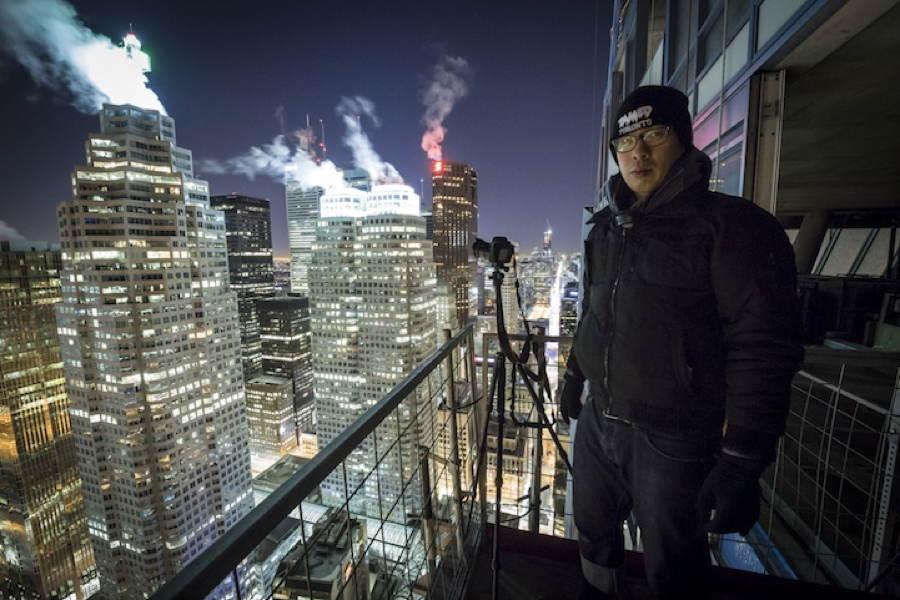 Frozen Toronto Photographer