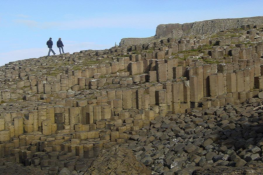 Giants Causeway People