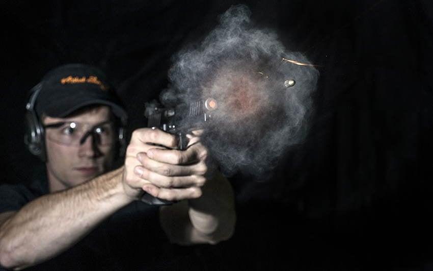 Guns Shot Bullet
