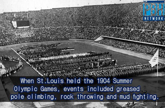 Interesting Facts About The 1904 Olympics