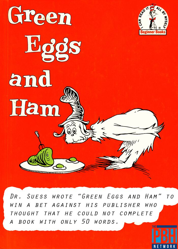 Interesting Facts Dr. Seuss