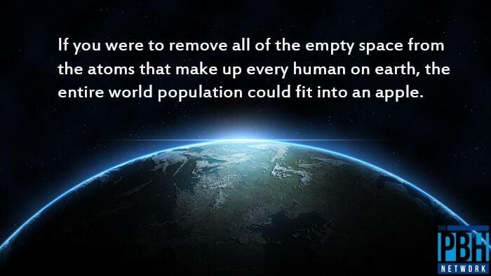 Interesting Facts Human Population