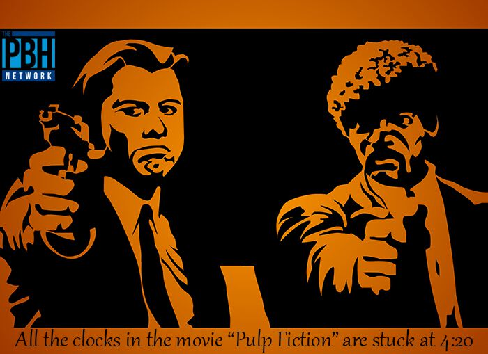 Interesting Facts Pulp Fiction
