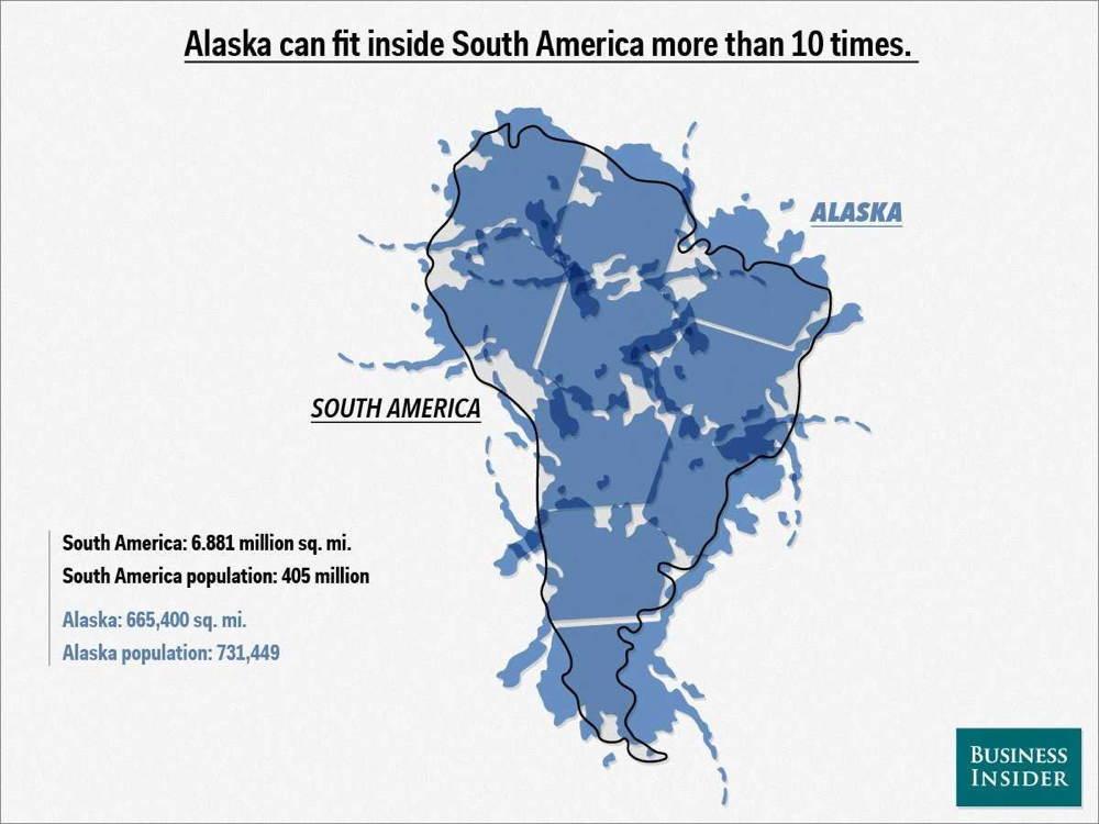 Map Overlays Alaska