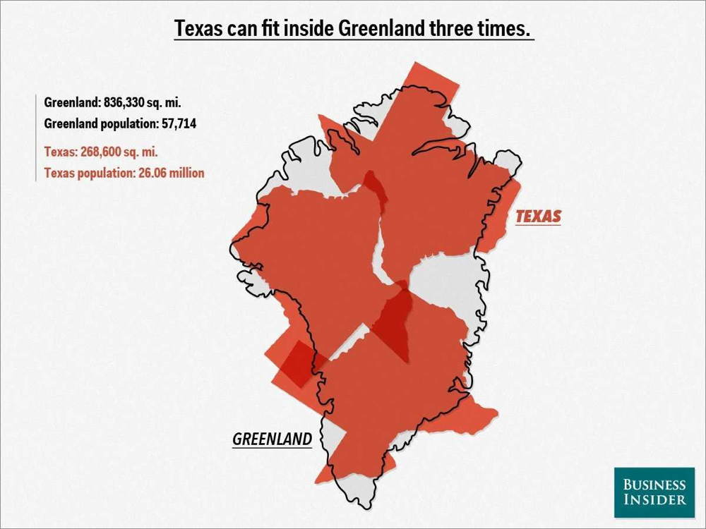 Map Overlays Texas