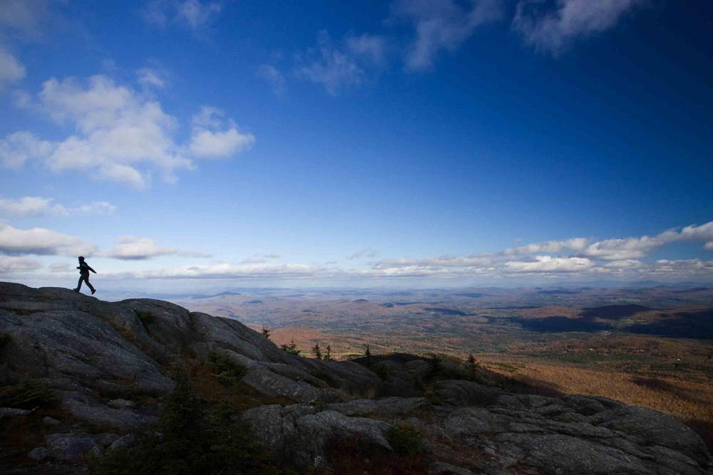Nature Conservancy Contest Climbing