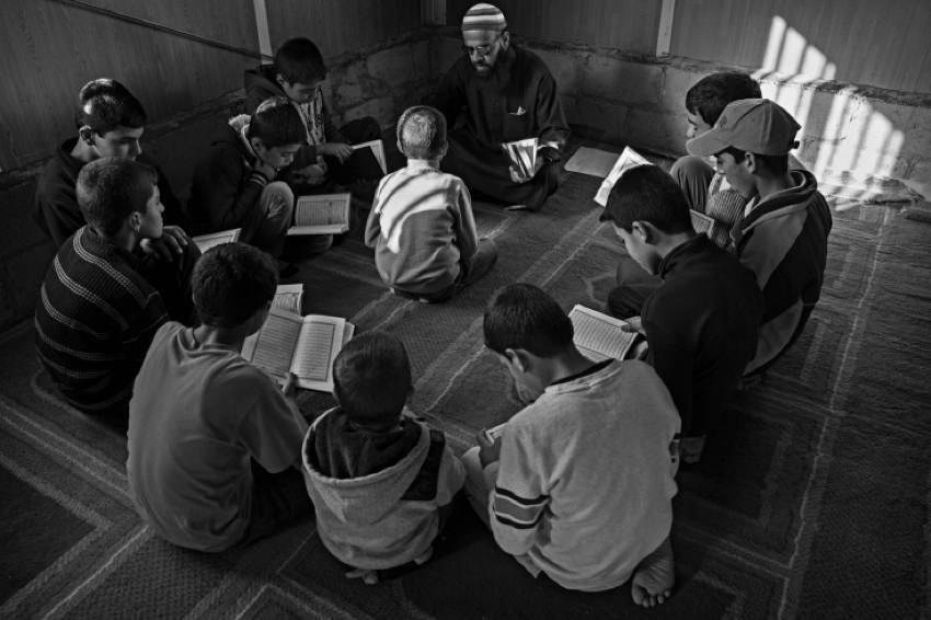 Syrian Refugees Reading Group
