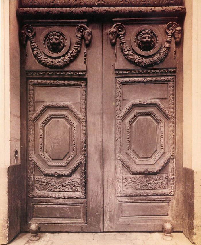 Time Capsule Doors