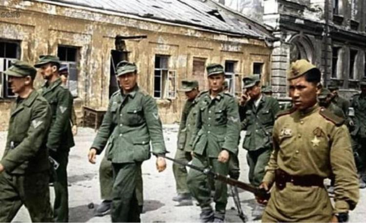 True Conspiracies German Prisoners