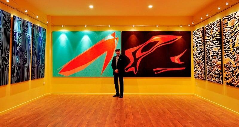BJ Price Art Gallery