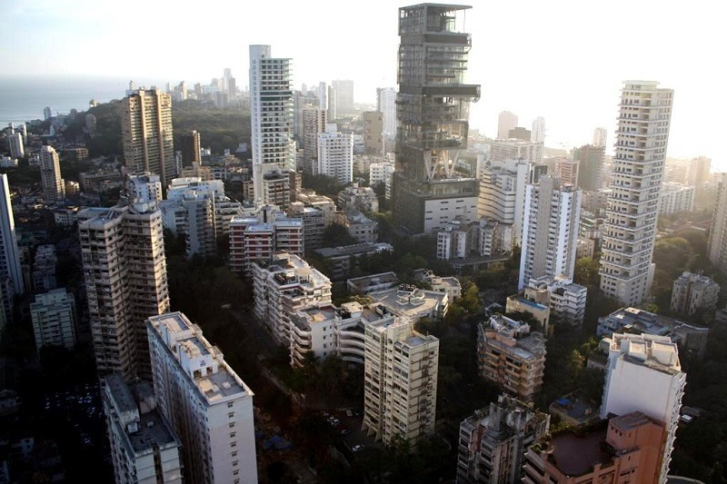 Mumbai Cityscape by Visually Stunning Homes