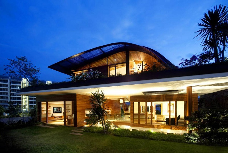 Visually Stunning Homes