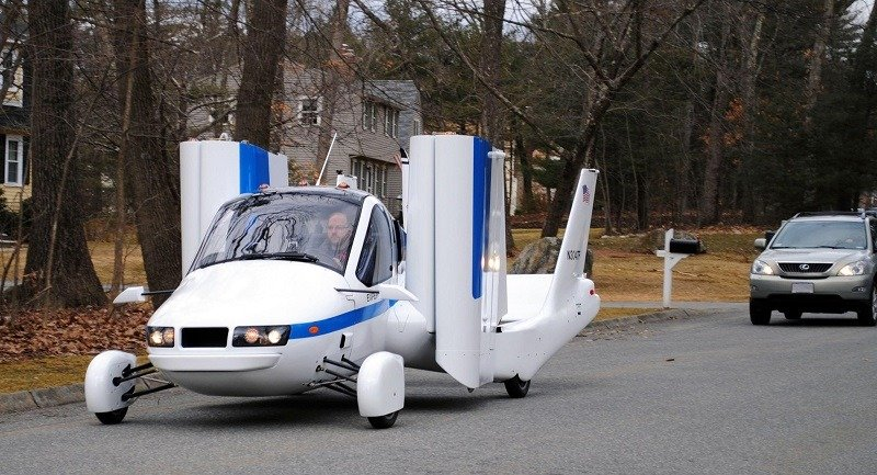 Real Life Flying Car