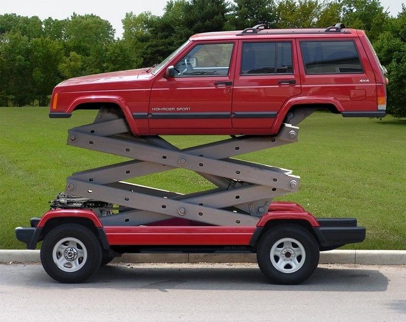 Weird Cars and Trucks