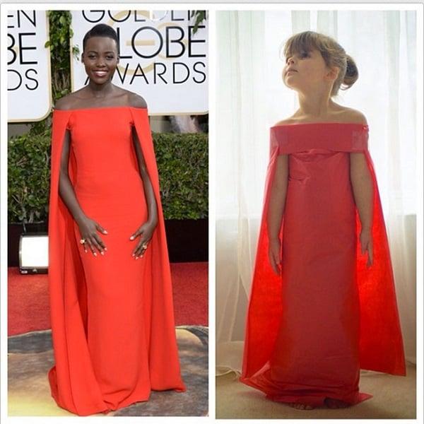 FashionByMayhem Does the Golden Globes