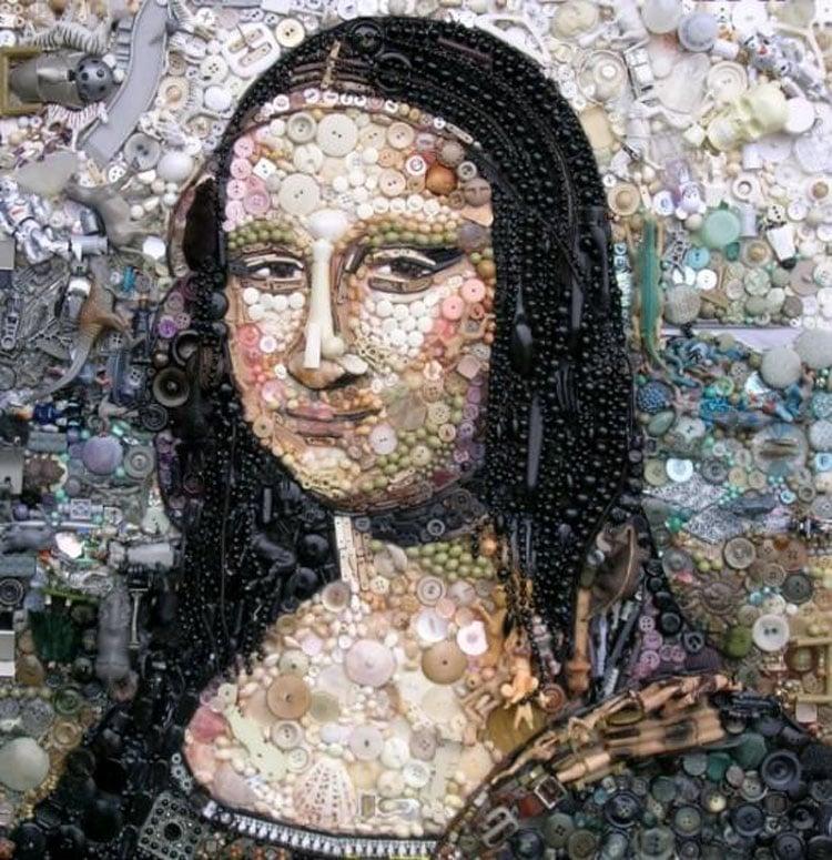 Jane Perkins Mona Lisa