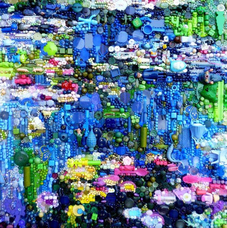 Jane Perkins Waterlilies