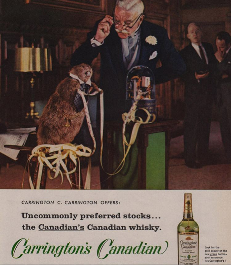 Vintage Ads Carrington