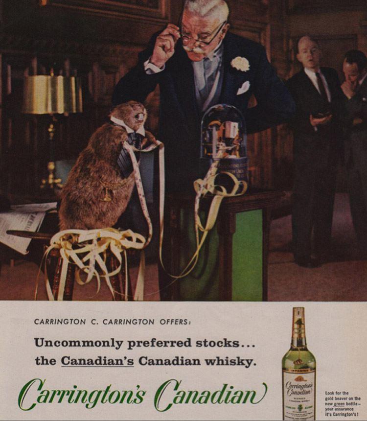 Vintage Ads Carrington