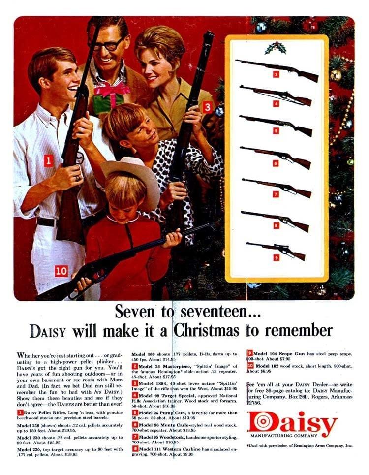 Daisy Gun