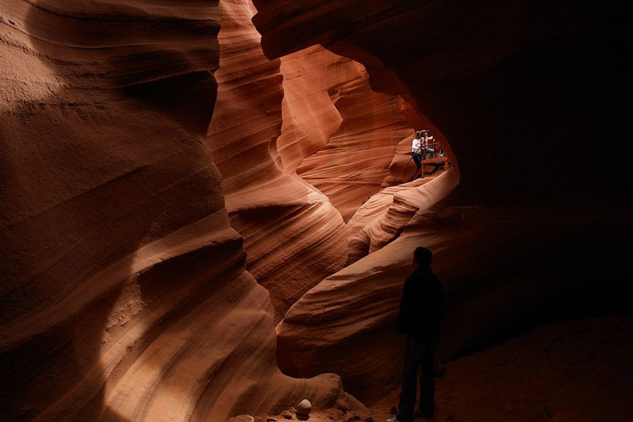Antelope Canyon Lower