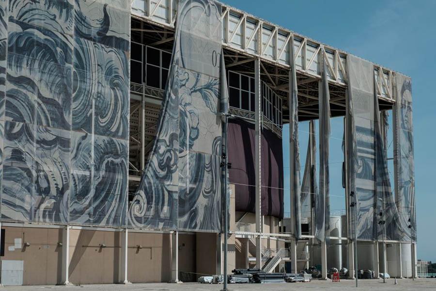Abandoned Olympic Sites Aquatic Stadium