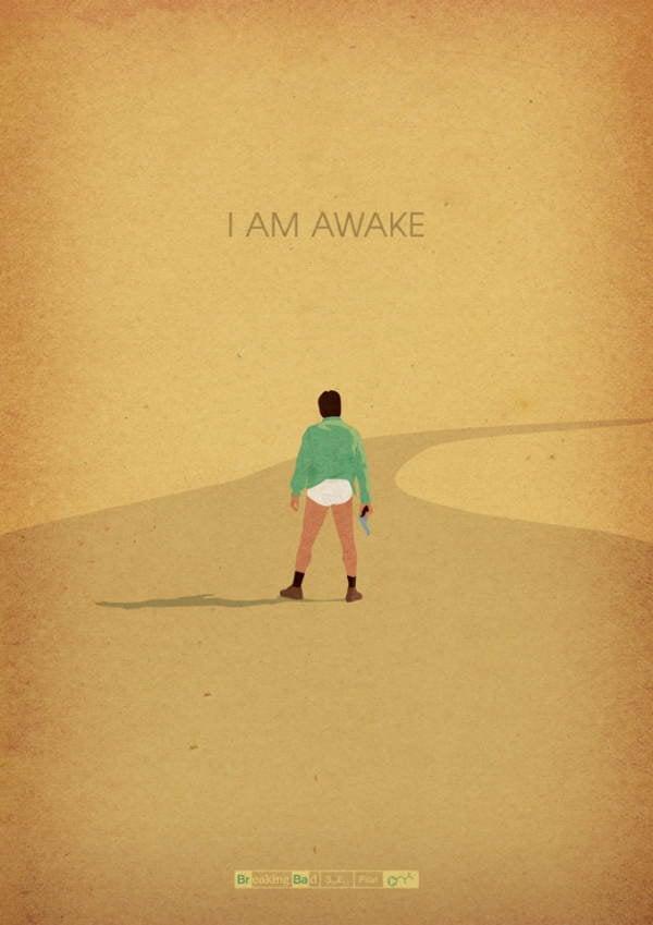 Breaking Bad Awake