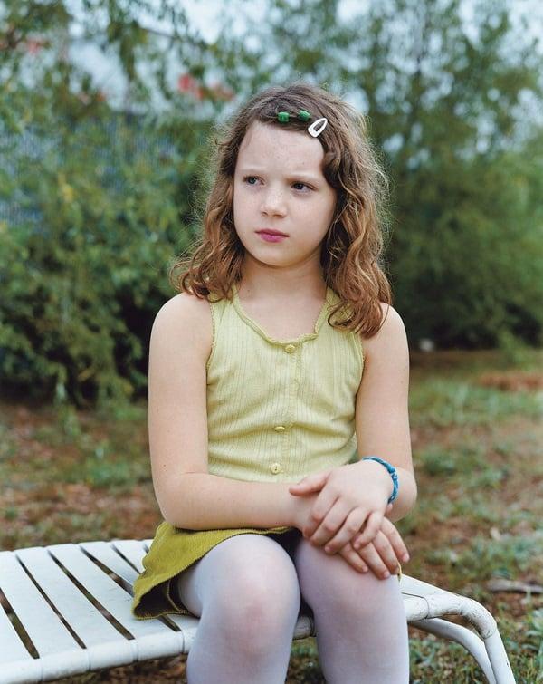 Rachel Walcott Homeless Child