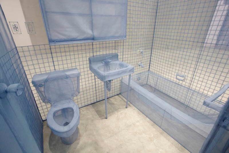 Do Ho Suh Bathroom