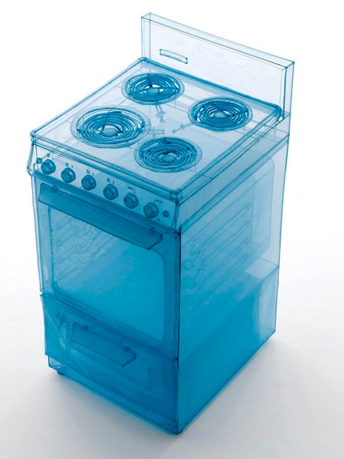 Do Ho Suh Oven