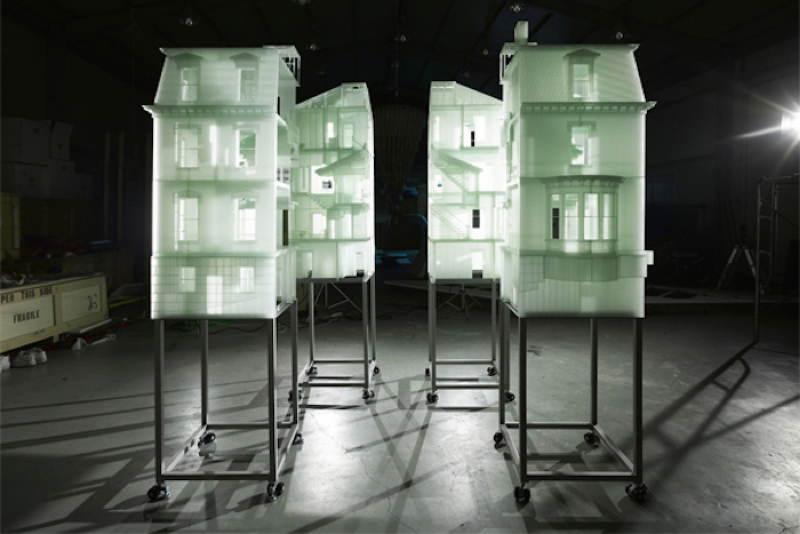 Do Ho Suh Detachable House