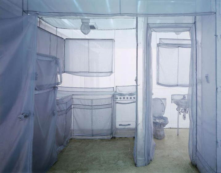 Do Ho Suh Kitchen