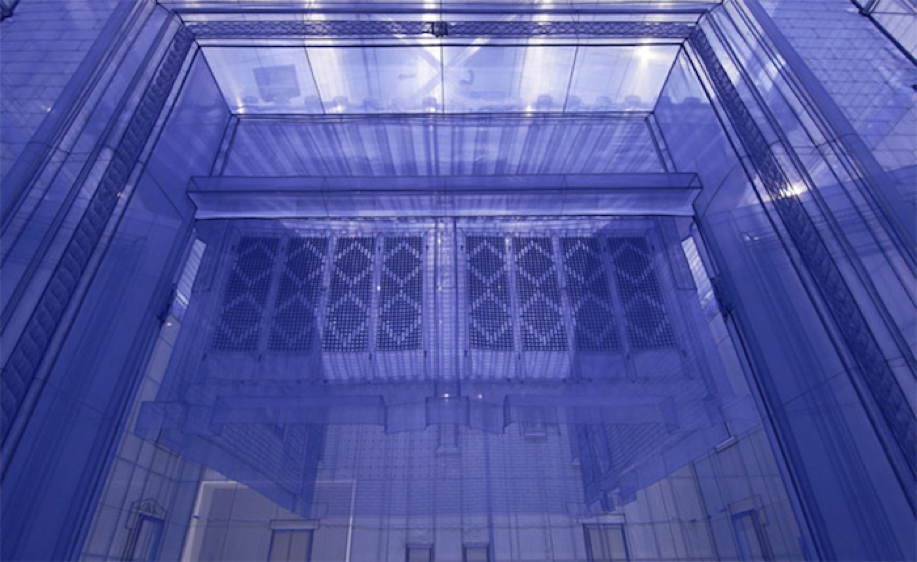 Do Ho Suh Main Entrance