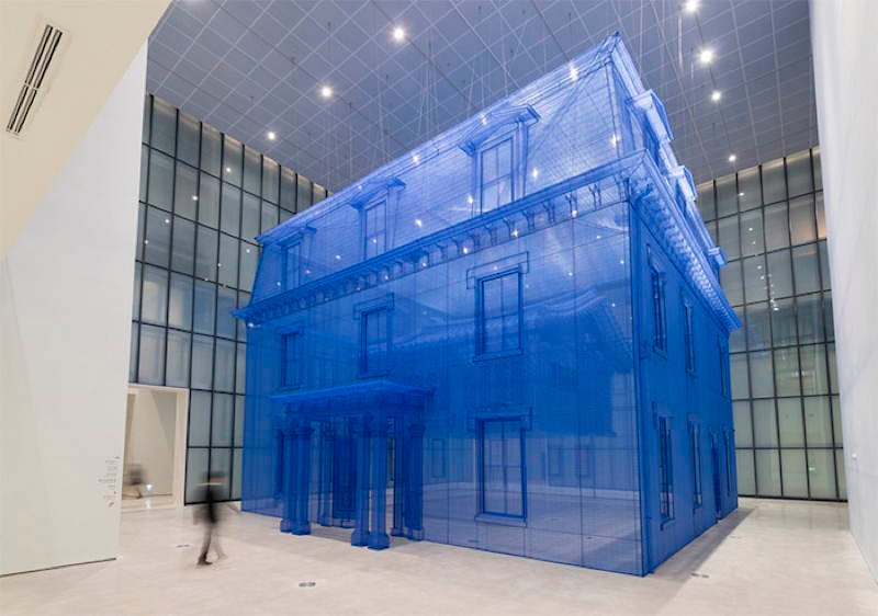 Do Ho Suh Transparent House