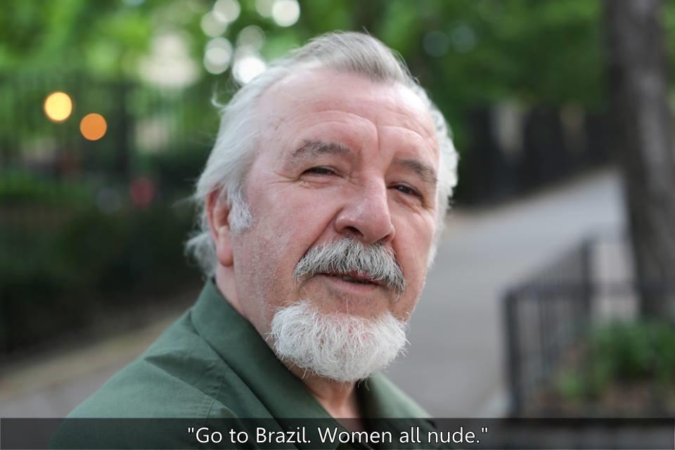 Humans Of New York Brazil