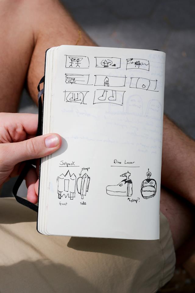 Film Sketches