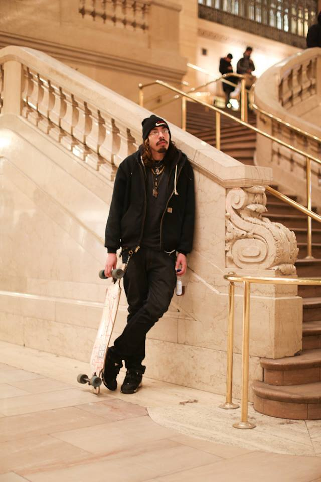 Humans Of New York Skateboard