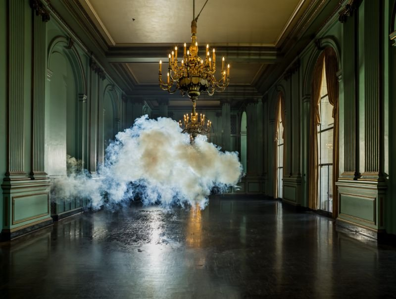 Nimbus II Cloud Installation by Berndnaut Smilde