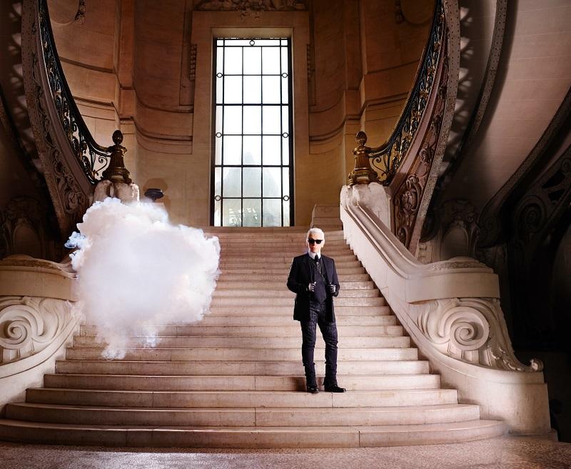 Photos of Clouds for Harper's Bazaar