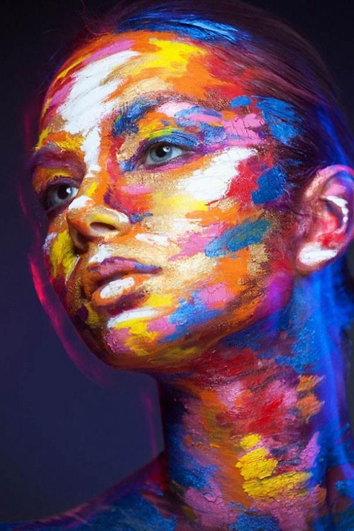 2D Oil Paint