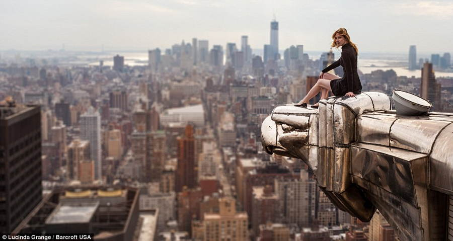 Lucinda Grange Chrysler Building