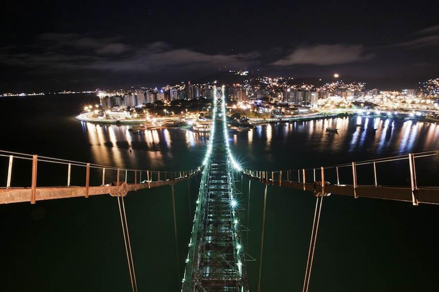 Lucinda Grange Herccilio Luz Bridge