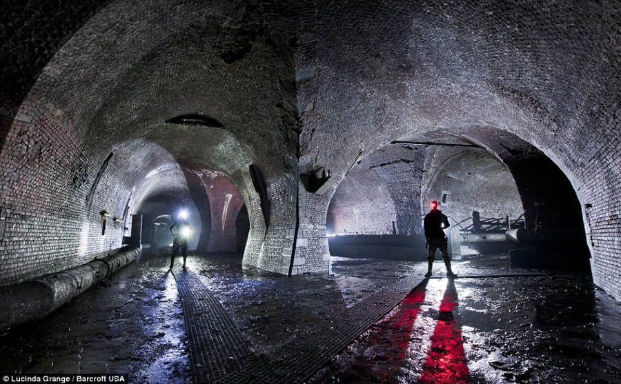 Lucinda Grange London Underground