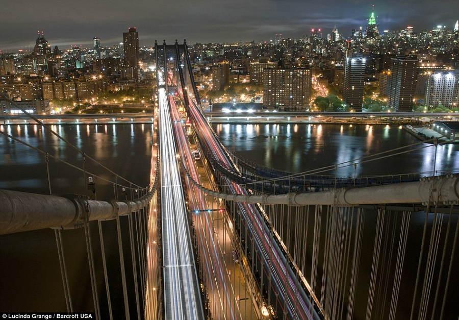 Lucinda Grange Manhattan Bridge